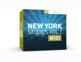 New York Studios Vol.1 MIDI