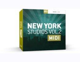 New York Studios Vol.2 MIDI
