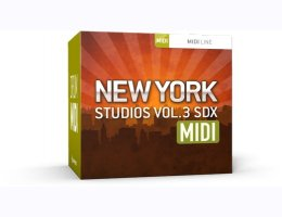 New York Studios Vol.3 MIDI