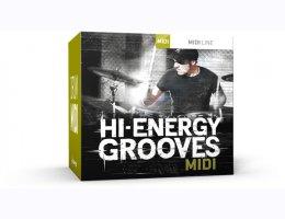 Hi-Energy Grooves MIDI