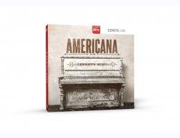 Americana EZkeys MIDI