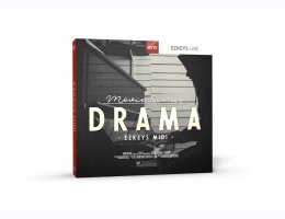 Movie Scores Drama EZkeys MIDI