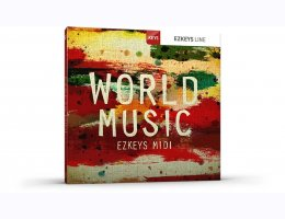 World Music EZkeys MIDI
