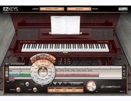 EZkeys Upright Piano Exapnsion