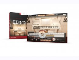 EZkeys Pipe Organ Expansion