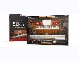 EZkeys Small Upright Piano Expansion
