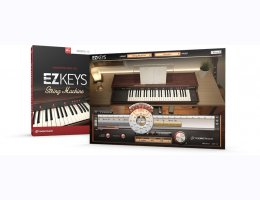 EZkeys String Machines Expansion