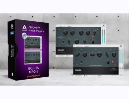 EQP-1A and MEQ-5 Pultec bundle