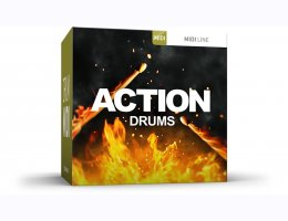 Action Drums MIDI