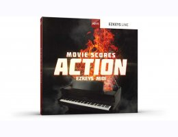 Movie Scores Action EZkeys MIDI