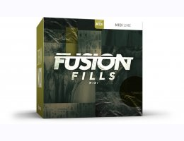 Fusion Fills MIDI