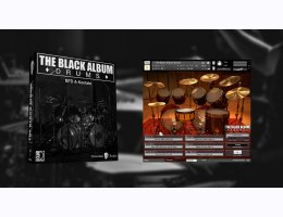 The Black Album Drums (BFD3 & Kontakt)