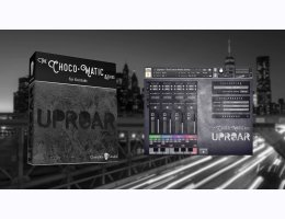 Uproar Vol 1 - 8 String Guitar For Kontakt