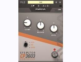 EFEKTOR CP3603 COMPRESSOR