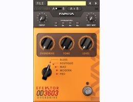 Efektor OD3603 Overdrive
