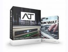 Addictive Trigger and Drum Vault Bundle