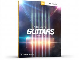 Cinematic Guitars EZmix Pack