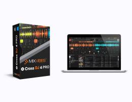 Cross DJ 4 Pro