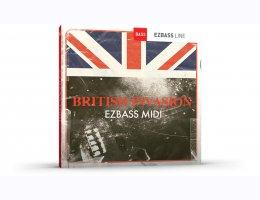 British Invasion EZbass MIDI