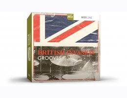 British Invasion Grooves MIDI