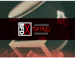 Japanese Taiko Grooves