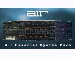 AIR Essential Synths Pack
