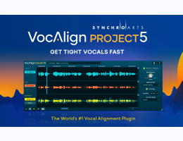 VocAlign Project 5 Upgrade from VocAlign Project 3