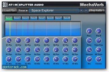 Atom Splitter Audio Mechaverb