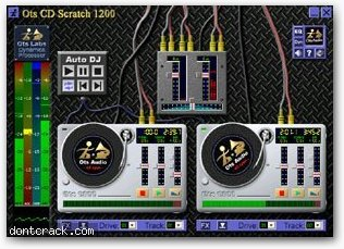 Ots Labs CD Scratch 1200