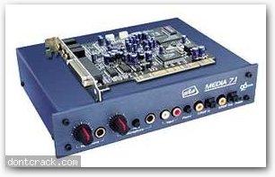 ST audio DSP24 MEDIA 7.1