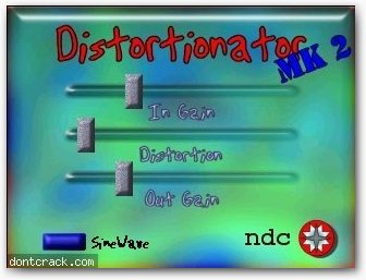 Ndc Plugs Distortionator Mk2
