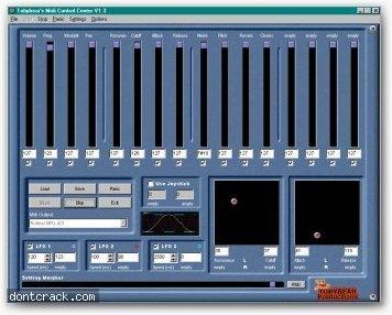 Tobybear MIDI Control Center