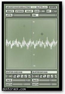 ArcDev Noise Industries Blittr