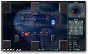 AcousModules SpatSurround 3D 17.1