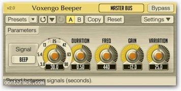 Voxengo Beeper