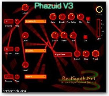 RealSynth.Net Phazuid V3