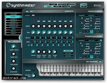KV331Audio Synthmaster free