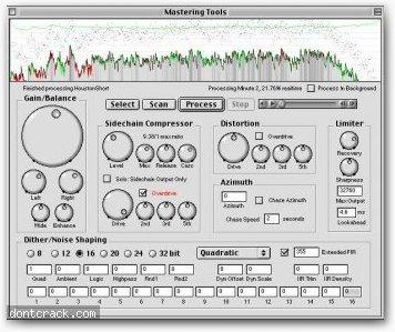 Airwindows Mastering Tools