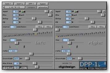 Digidesign DPP-1