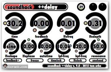 SoundHack Delay Bundle