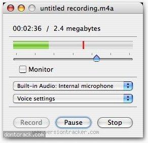 Ben Shanfelder Audio Recorder