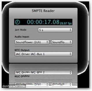 Sononum.net SMPTE Reader