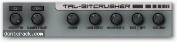 Togu Audio Line TAL-Bitcrusher