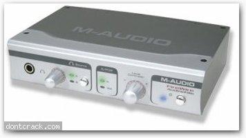 M-Audio FireWire Audiophile Driver
