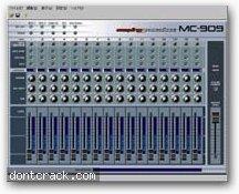 Roland MC-909 editor