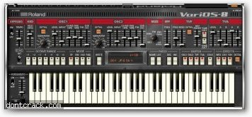 Roland VariOS-8 Analog Modeling Synth