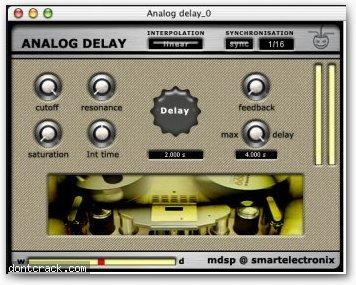SmartElectronix Analog Delay