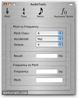Anarcasa AudioTools