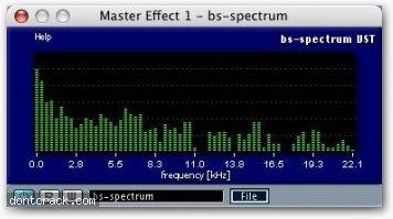 Bismark bs-spectrum