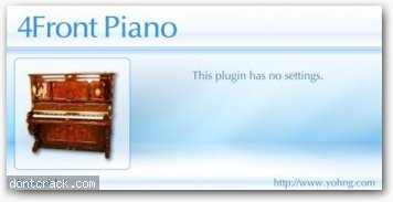 4Front Piano Module